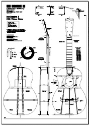 bass guitar construction plans learn how